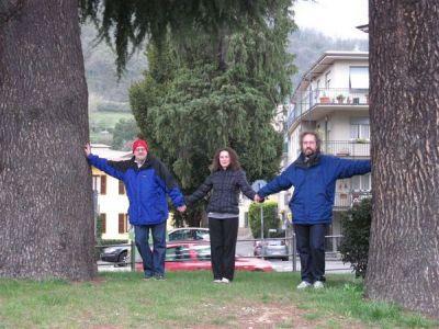 Franz,Laura e Andrea